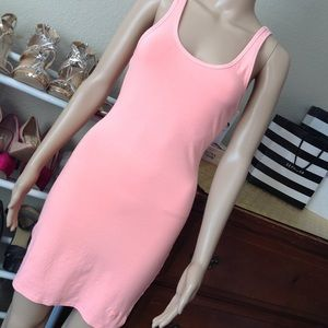 Pink by Victoria secret tank top dress